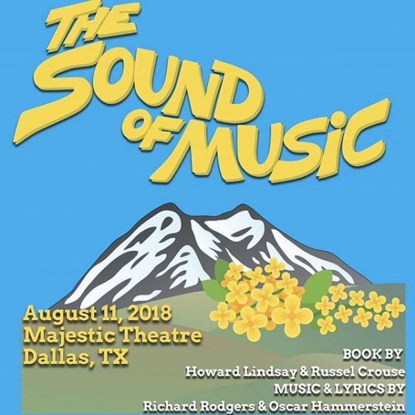 Needing something to do this weekend? We got you covered! Make sure to check out the The Sound of Music this Saturday at the Majestic Theater! #downtown #dallas #majestictheater
