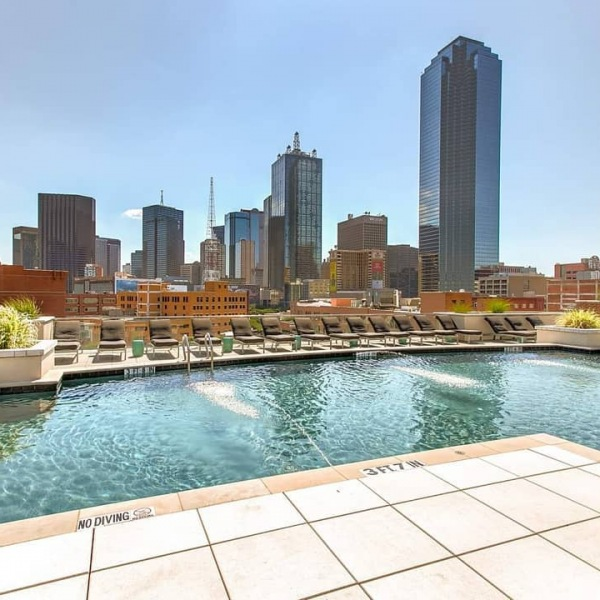 Luxury Apartments Downtown Dallas
